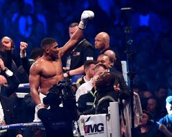 Anthony Joshua vs Wladimir Klitschko Fight Report (Joshua defeats Klitschko in world heavyweight epic)