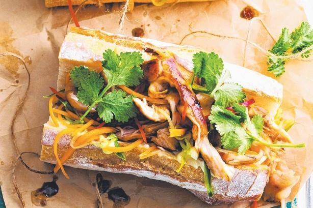 How To Make These delicious Vietnamese chicken rolls are an equal balance of sweet, sour and salty seasoning.