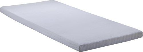 """The Simmons BeautySleep Siesta 3"""" memory foam mattress is a portable roll-up bed that instantly provides a comfortable sleeping space or lounging solution. This lightweight, twin size mattress measures 75"""" L x 31"""" W and features a 3"""" thick plush memory foam, which consists of... more details available at https://furniture.bestselleroutlets.com/bedroom-furniture/mattresses-box-springs/mattress-toppers/product-review-for-simmons-beautysleep-siesta-3-memory-f"""