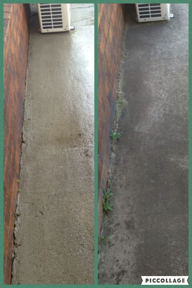 Pathway cleaning, concrete cleaning in Pullenvale Brisbane