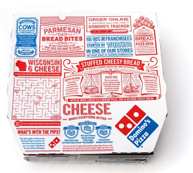 domino pizza box - Google Search