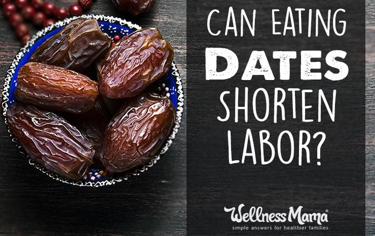 Are Dates Healthy During a Pregnancy? LIVESTRONGCOM