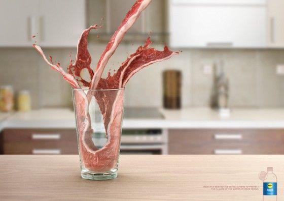 Edwin Pineda - Exito Water - Il cibo diventa acqua.