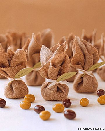 images of fall wedding favors | ... to create a rustic fall feel fall colors can change any guest