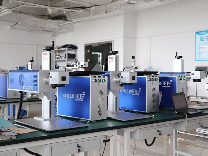 3 Sets Laser Marking Machine For Client In Philippines Laser Marking Co2 Laser Philippines