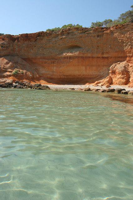 Cala Es Bol Nou, Ibiza