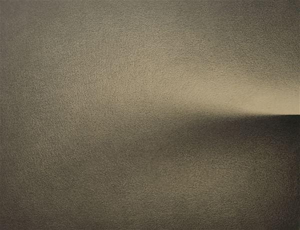 horizont I. - tužka na papíře 110x85 cm - 2007