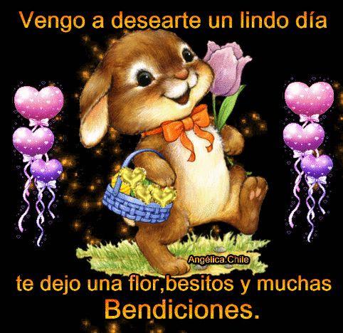 SUEÑOS DE AMOR Y MAGIA: Lindo día para mis amig@s.