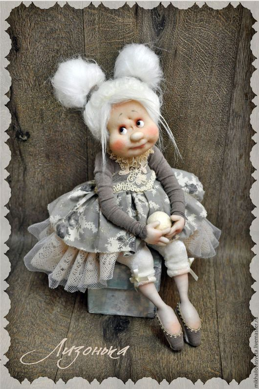 Чудесные куклы Михайловой Светы. Обсуждение на LiveInternet - Российский Сервис Онлайн-Дневников