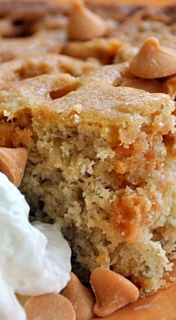 Amish Butterscotch Cake