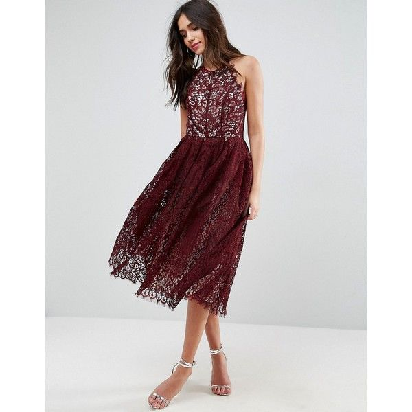 19+ Asos lace midi dress with open back ideas