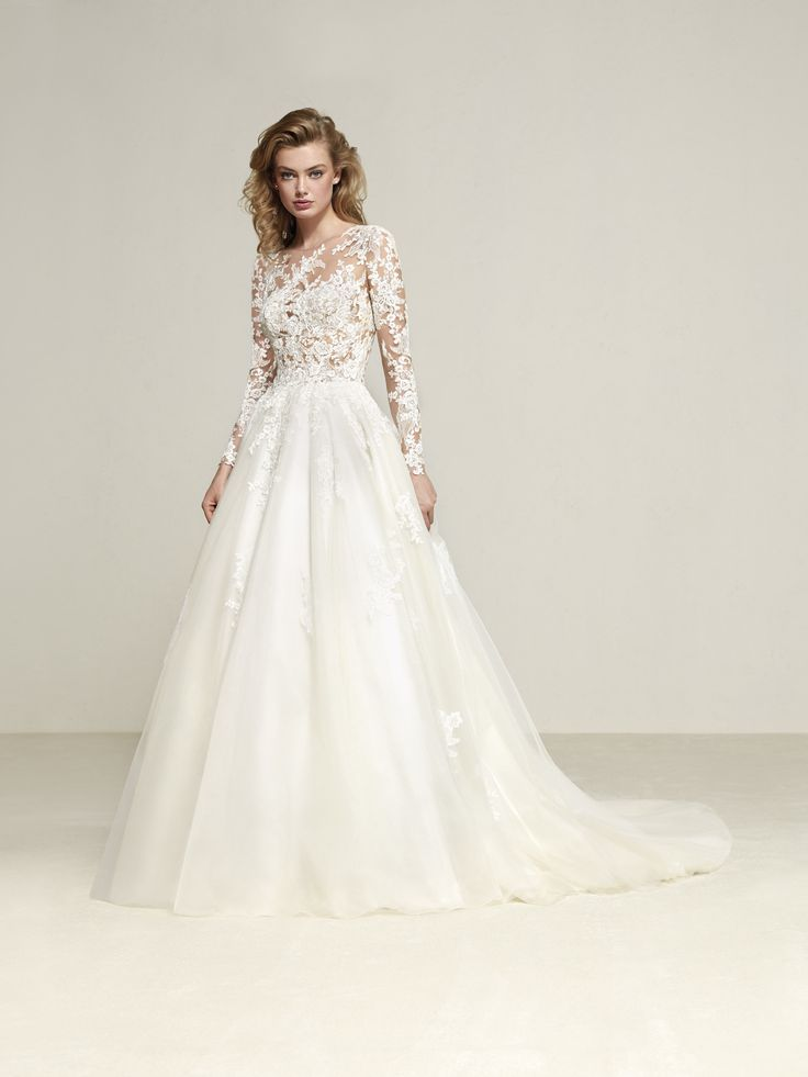 Fairy tale wedding dress - Drizana