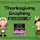 This graph can be used in your classroom to enhance your Thanksgiving Math Stations!!  It is a 3 page packet that offers the objects to count and g...