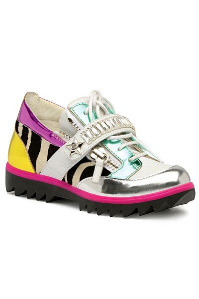 Giuseppe Zanotti Tennis Shoes - 2014 Spring/Summer | The House of Beccaria#