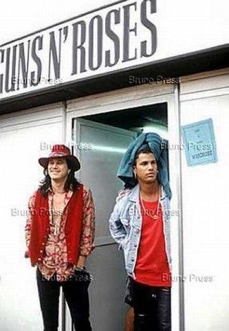 Gilby Clarke & Slash