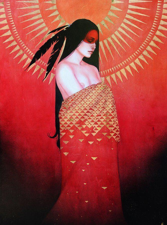 sylvia ji :: shapeshifter golden sun