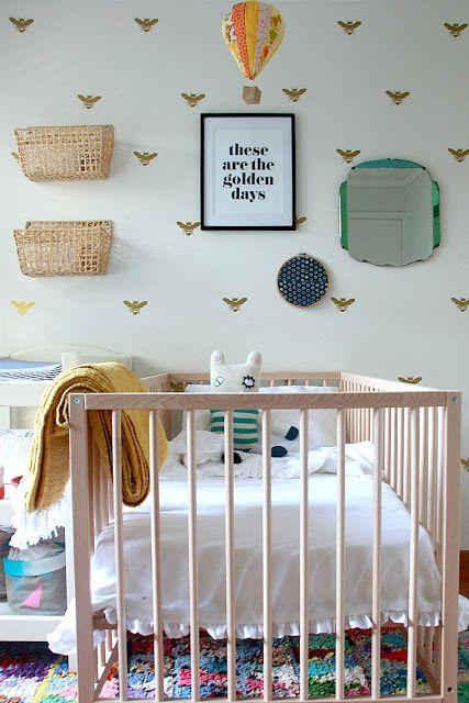 Pokoje dziecięce w stylu BOHO