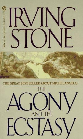 11 best books worth reading images on pinterest books to read the agony and the ecstasy fandeluxe Gallery