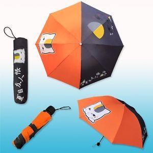 Natsumes-Book-of-Friends-Anime-Nyanko-sensei-Folding-Umbrella-36390