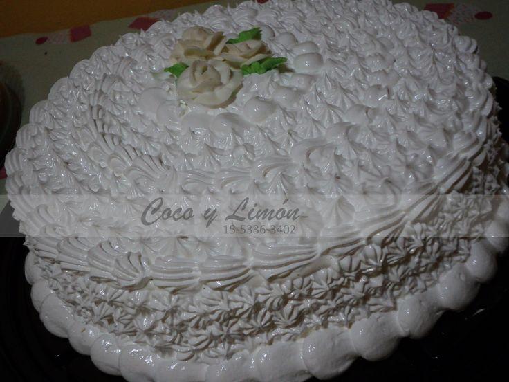 cubierta de merengue