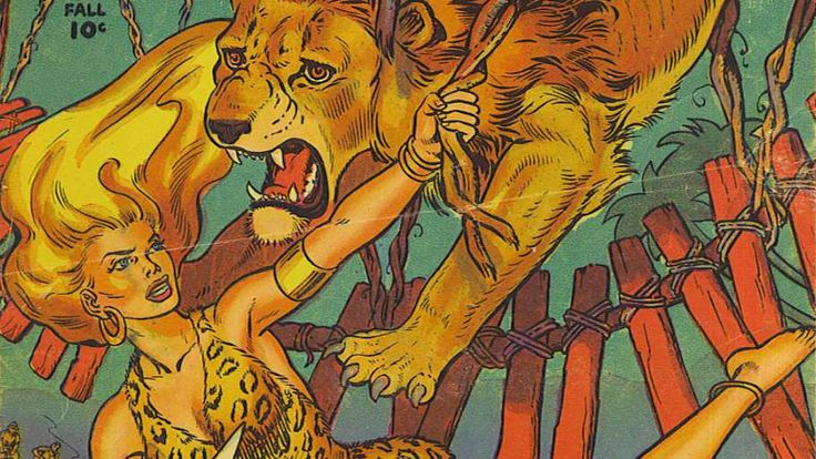 Dynamite's New Tarzan Comic Reunites Him With Sheena, Comics' First-Ever Leading Female Hero
