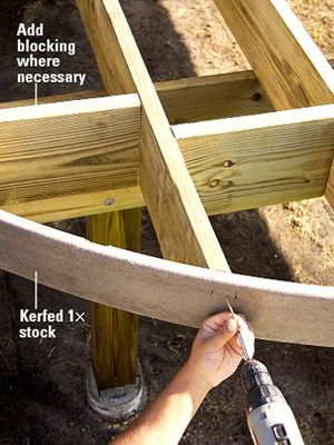 23 Best Rounded Deck Images On Pinterest Decking Ideas