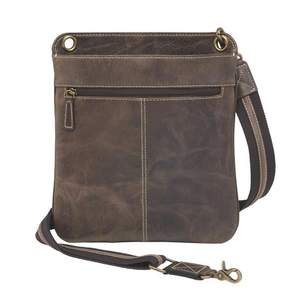 93d8ed8d7308 Concealed Carry Distress Buffalo Vintage Crossbody by Gun Tote'n ...