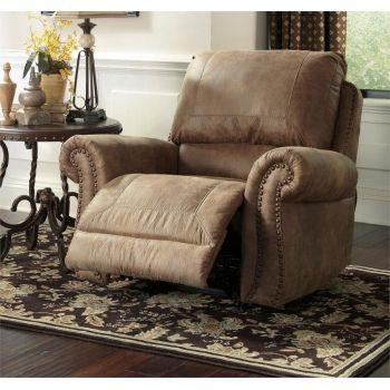 Кресло - качалка с реклайнером Larkinhurst - Earth