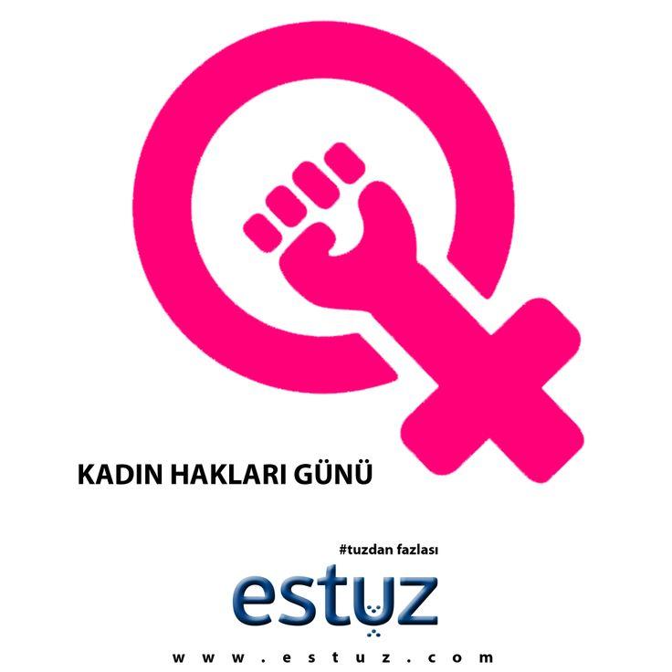 #5AralıkKadınHaklarıGünü #5Aralık #Kadın #hakları #günü #tuzdanfazlası #estuz #tuz #salt #saltofturkey