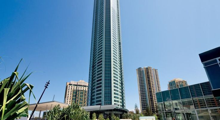泊ってみたいホテル・HOTEL|オーストラリア>ゴールドコースト>ゴールド・コーストの内陸部、太平洋、バイロンベイの景色を360°見渡せます>Q1 リゾート & スパ(Q1 Resort & Spa)