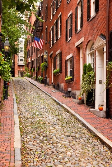 Take a walk through Beacon Hill and you'll easily see why this is the most photographed place in Boston