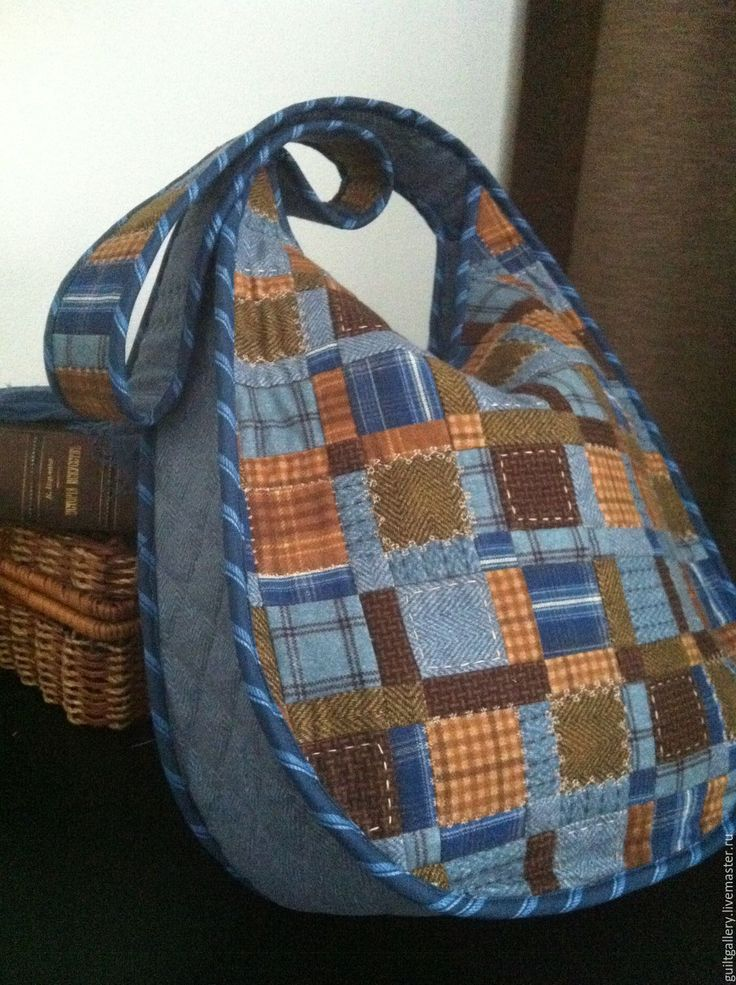 """Купить """" Трейси """" лоскутная сумка. - комбинированный, авторская сумка, лоскутная сумка"""