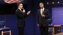 SNL Skit of the Townhouse Presidential Debate 2012