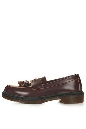 KODY Chunky Loafers - kinda love these
