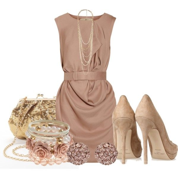 Smooth and Sleek Outfit - Evening Clothing & Accessories