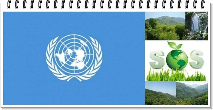 On 5 june we mark the International day of environment! The International day of environment is at the UN's initiative.  More info: https://www.facebook.com/photo.php?fbid=233405067156717&set=a.119668401863718.1073741837.100014616764306&type=3&theater