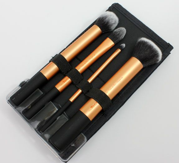 Real Techniques by Samantha Chapman Core Collection & Blush Brush