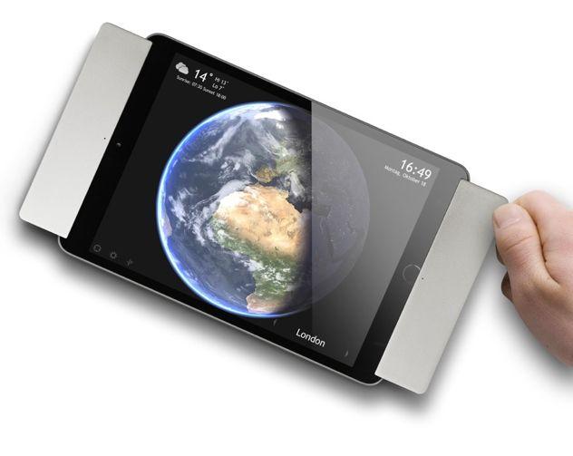 sDock Mini - iPad Wandhalter und Ladestation für iPad Mini ...