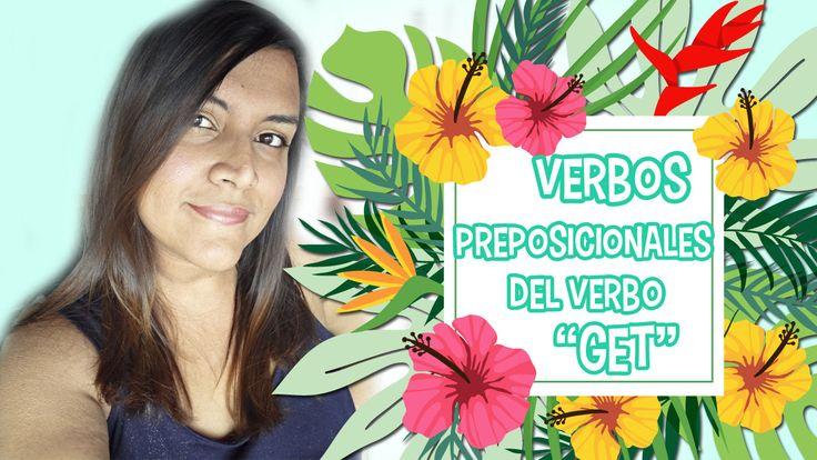 """Y llegó el viernes con un tema que me solicitaron en Youtube, Los Verbos Preposicionales del verbo """"Get"""". Con este video aprenderás todos los verbos que se crean. Estos verbos preposicionales te ayudarán a tener una mejor comprensión del ingles y tener más opciones a la hora de hablar o escribir en inglés. Puedes mirar el video aqui: https://youtu.be/KPTu5pIvv44"""