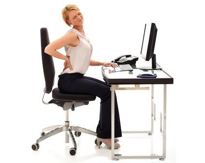 Choosing the correct office chair is crucial. At Platynum we have a wide selection of ergonomically designed office chairs. Visit www.platynum.co.za
