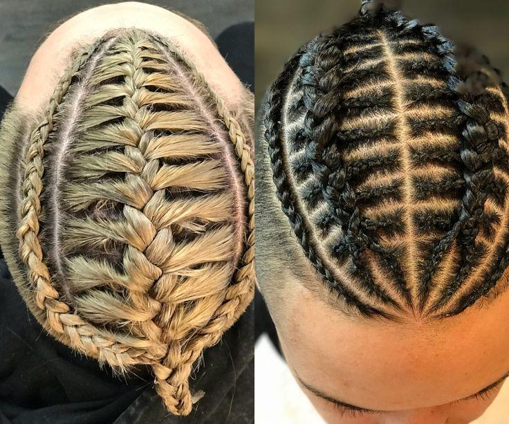 Men Hair Braiding Styles: Best 25+ Mens Braids Ideas On Pinterest
