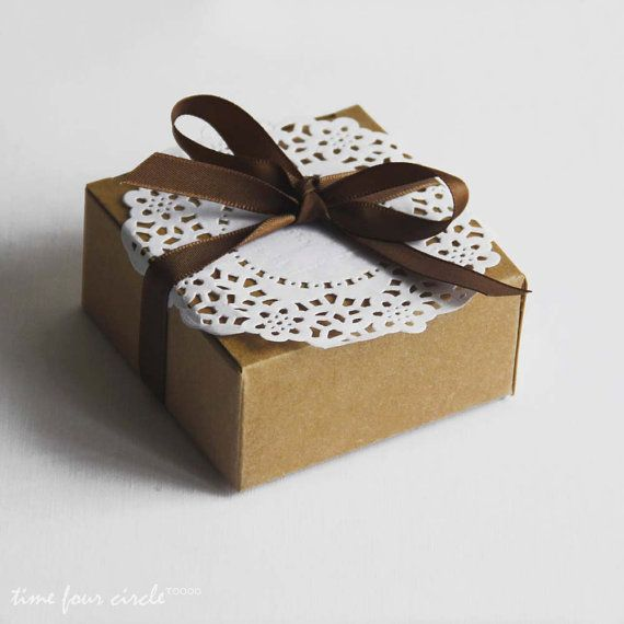 Set of 60, Gift Boxes Packaging