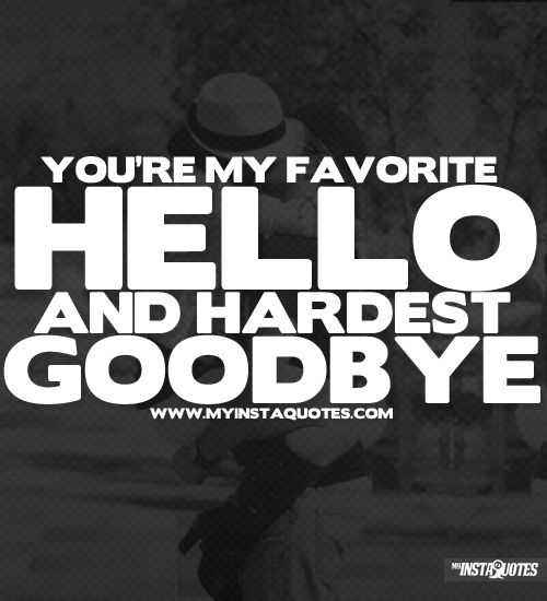 Saying Goodbye To Your Ex Quotes: Beautiful Goodbye Quotes For Ex Lovers. QuotesGram