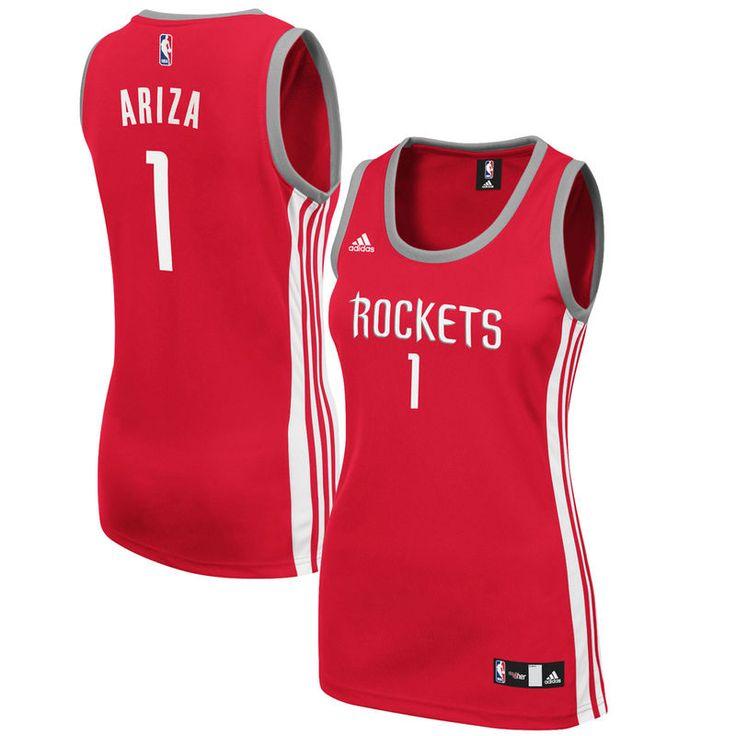 Trevor Ariza Houston Rockets adidas Women's Road Replica Jersey - Red