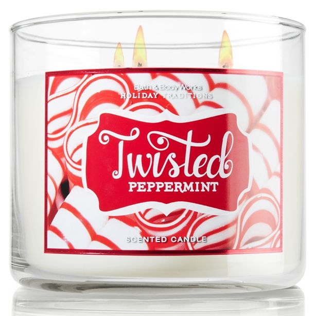 Bath and Body Works Twisted Peppermint