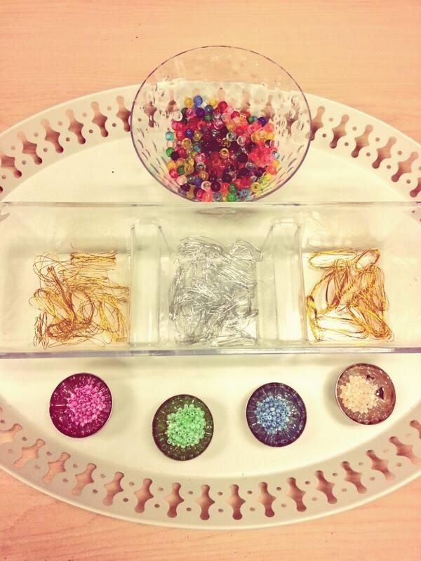 Wire and bead provocation - MacRae Kinders ≈≈