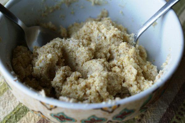 Farina Dumplings Mixture