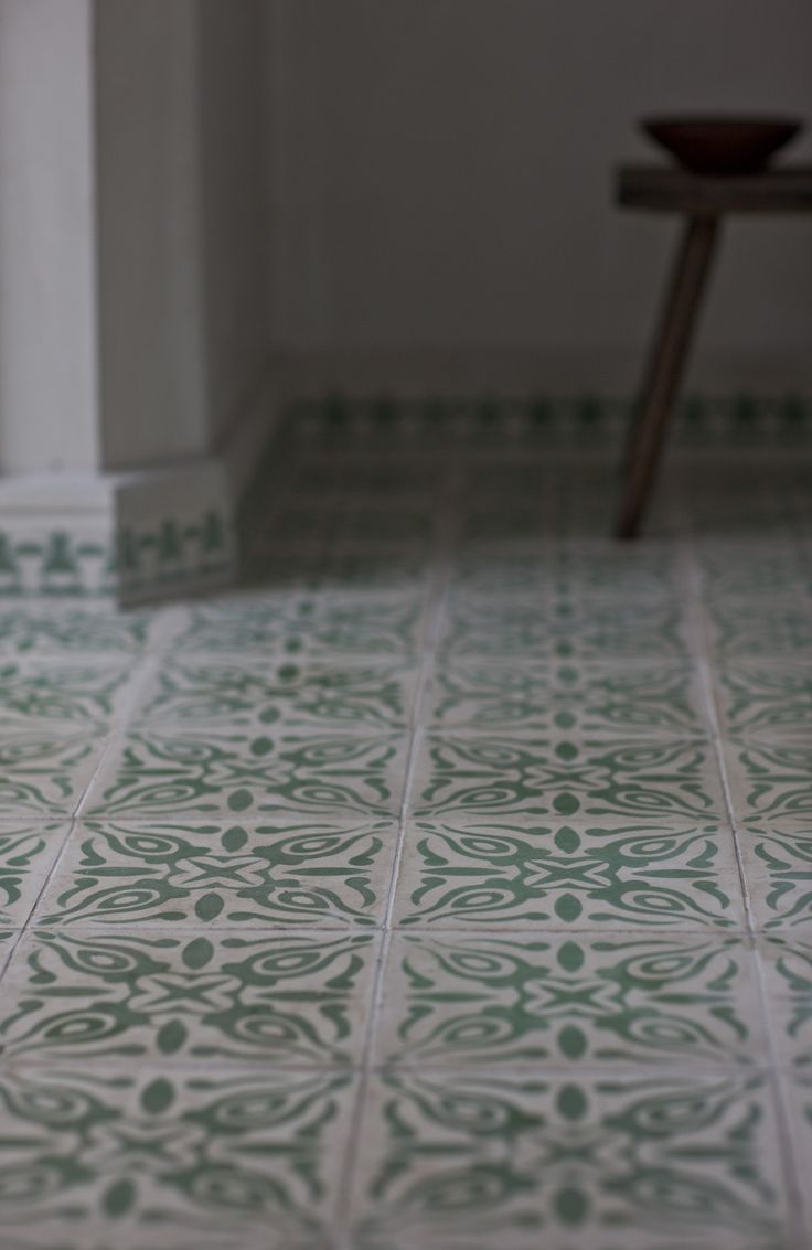 Tiles, £96.00 Encaustic Morrocan Tiles  20cm x 20cm  Price is per square metre   Please call for further information and colours