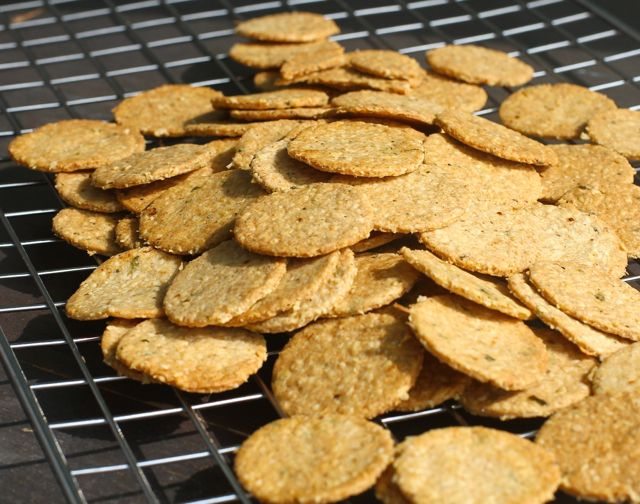 oat crackers | Food | Pinterest