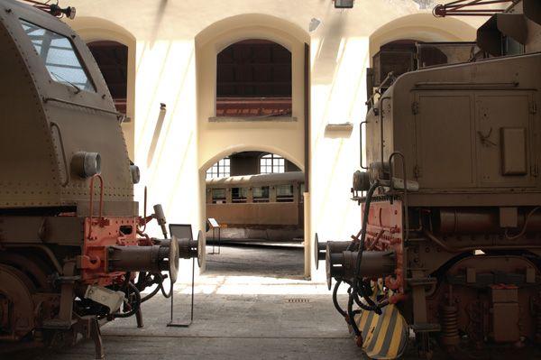 Il Museo di Pietrarsa a Napoli